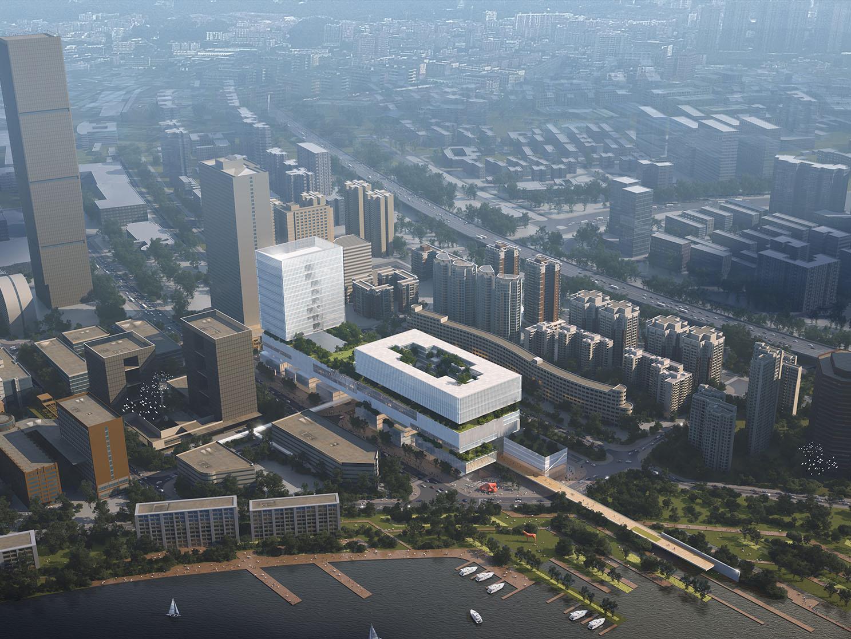 深港科技创新合作区深方园区首批项目