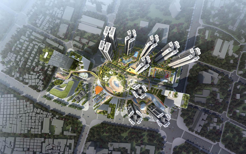 宝安区沙井街道东塘旧村片区城市更新项目