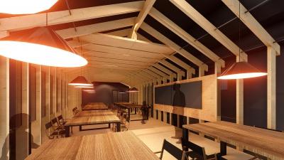 龙岭中学木工坊