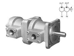 TOYOOKI丰兴定量型双联叶片泵(HVP-FCC1,FCE1,FEE1系列)