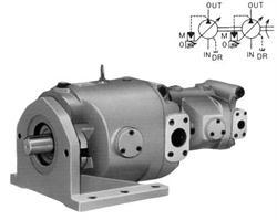 TOYOOKI变量柱塞泵HPP-VCF2V系列变量型双联柱塞泵