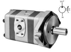 TOYOOKI内接式齿轮泵TCP2TTCP3TTCP4TTCP5T系列内接式齿轮泵