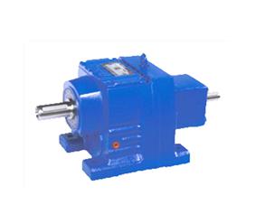 R係列斜齒輪減速電機