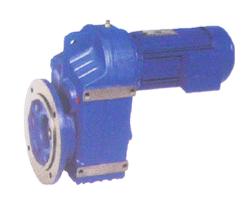F平行軸斜齒輪減速電機