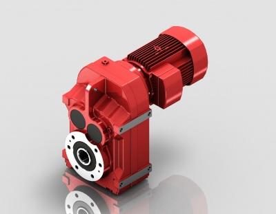 F係列小法蘭底腳空心軸安裝
