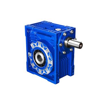 RV铝壳蜗轮蜗杆减速机