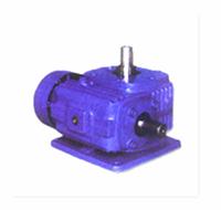CW圆弧齿圆柱蜗杆减速器