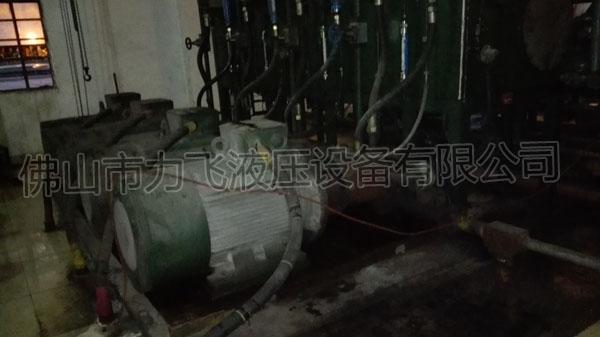 E-A4VSO250钢厂应用