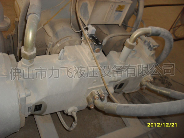 PV270+180陶机应用