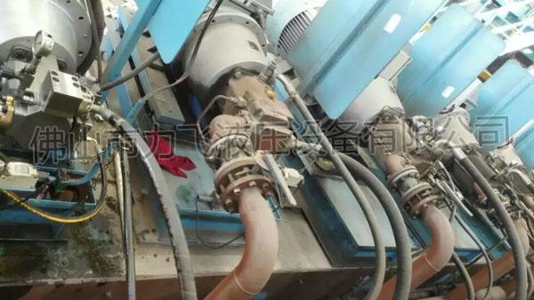 A4VSO71液压站应用