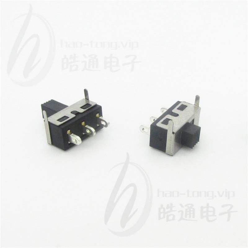 皓通haotong推荐2位2档3孔脚SS12D10电子蜡烛功能转换波动开关