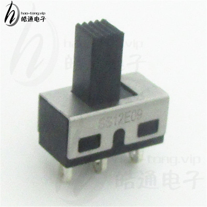 皓通haotong推荐单极2位SS12D10直发器档位选择立式波动开关1P2T