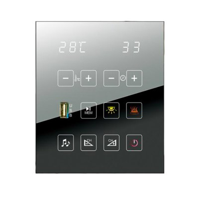 光波房控制器-GED-502