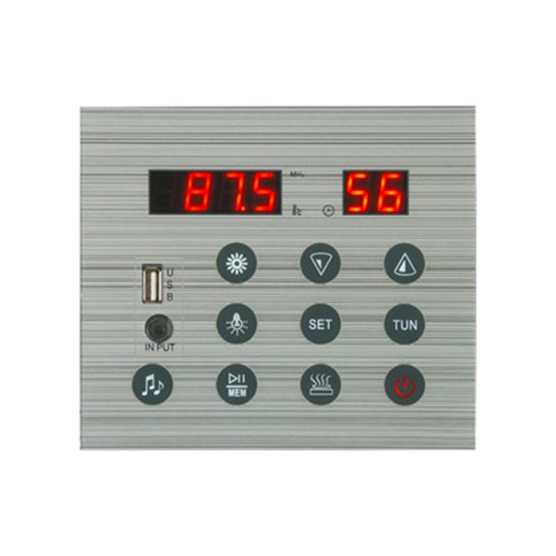 光波房控制器-GD-521/BT