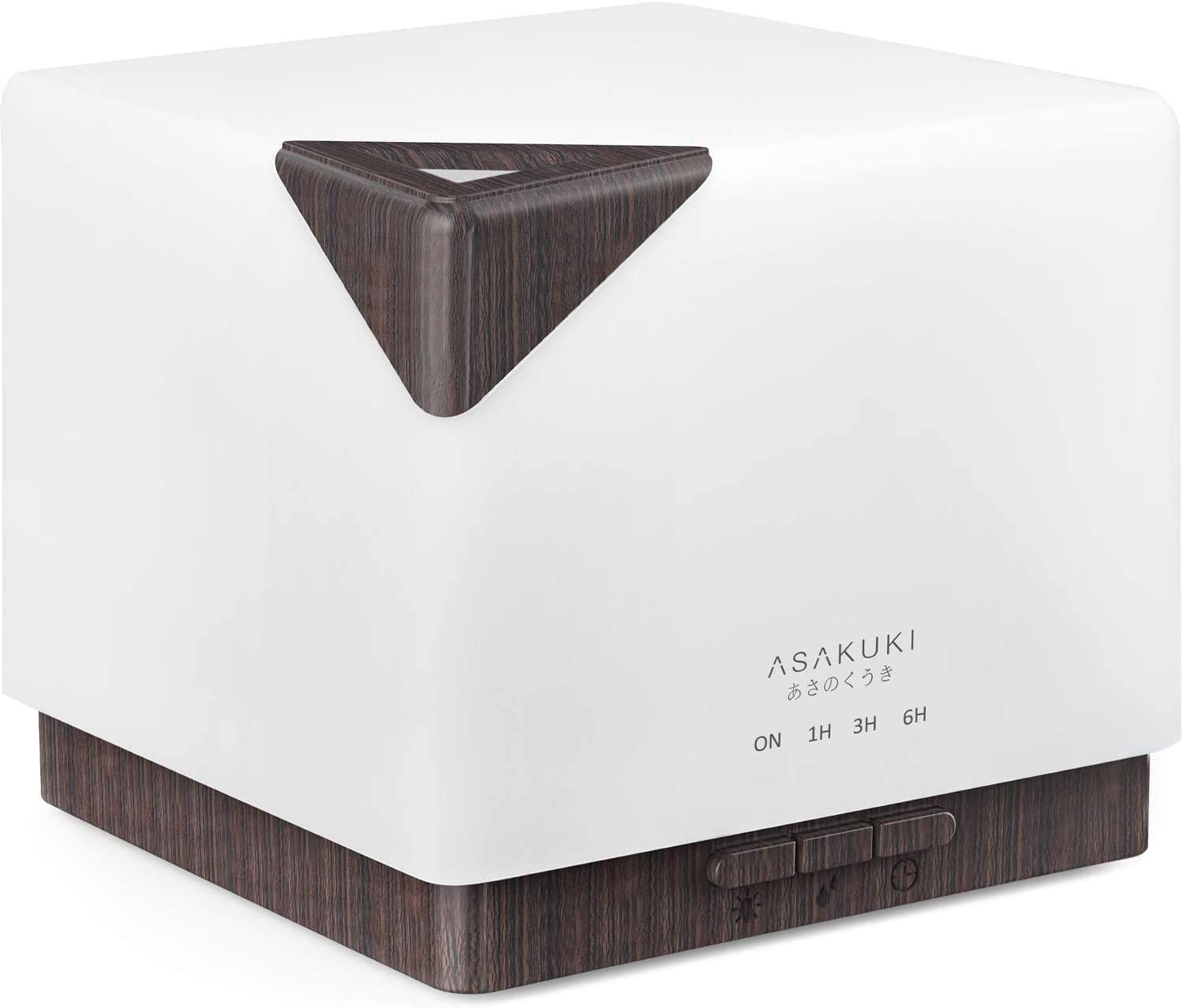 Essential Oil Diffuser, ASAKUKI 700ml