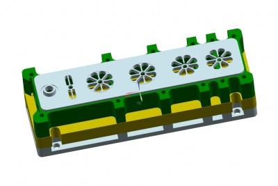 深圳三维扫描抄数塑胶产品