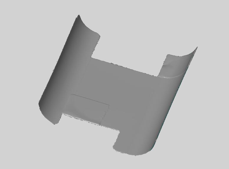 清溪抄数塑料机壳产品
