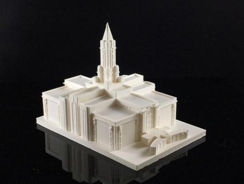 建筑模型3D打印样品