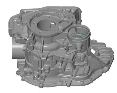 ATOS蓝光扫描仪在汽车离合器上面的应用,完美的体现了三维的STL数据
