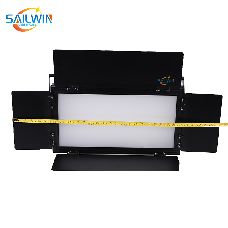 100W Warmwhite/Coolwhite DMX512 SMD Studio LED Panel Light