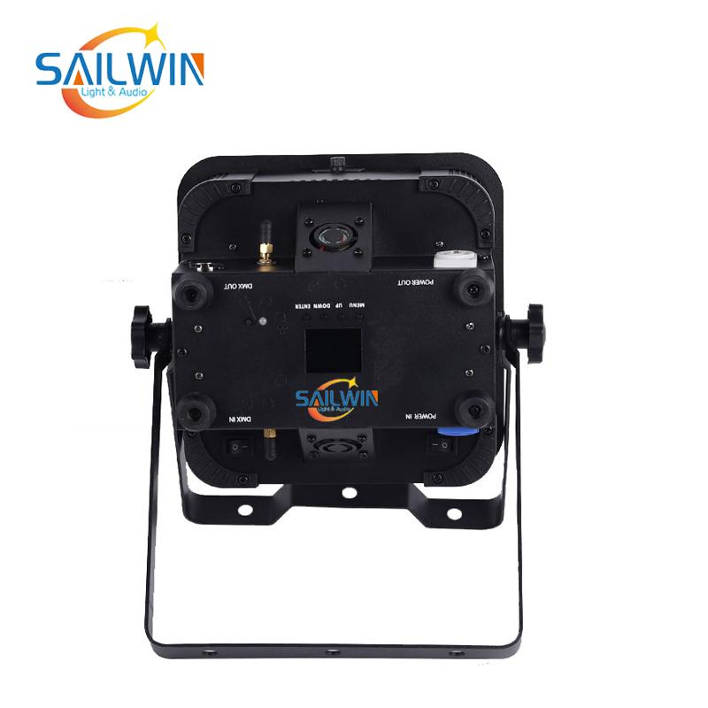 12x15W 5in1 APP Mobile Battery Powered Wireless LED Par Light