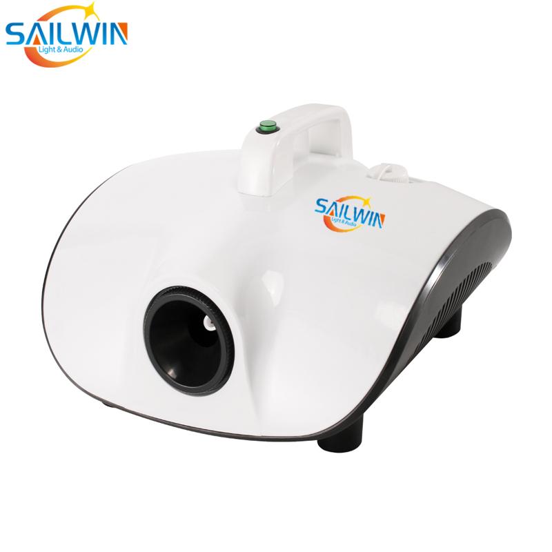 New 750W Wireless Remote Disinfection Sanitizer Fog Machine
