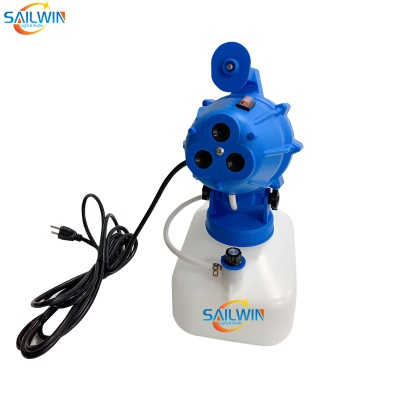 Electic 1200W ULV Cold Fogger Machine 5L Disinfection Fog Machine Atomizer  Nebulizer Sprayer