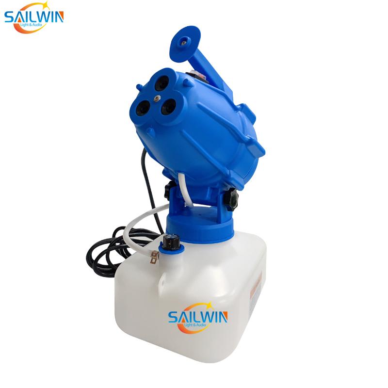 Electic 1200W ULV Cold Fogger Machine 5L Disinfection Fog Machine Atomizer  Nebulizer Sprayer