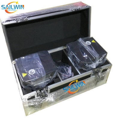 400W DMX Spark Wireless Sparkular Cold Machine With Flight Case Flycase
