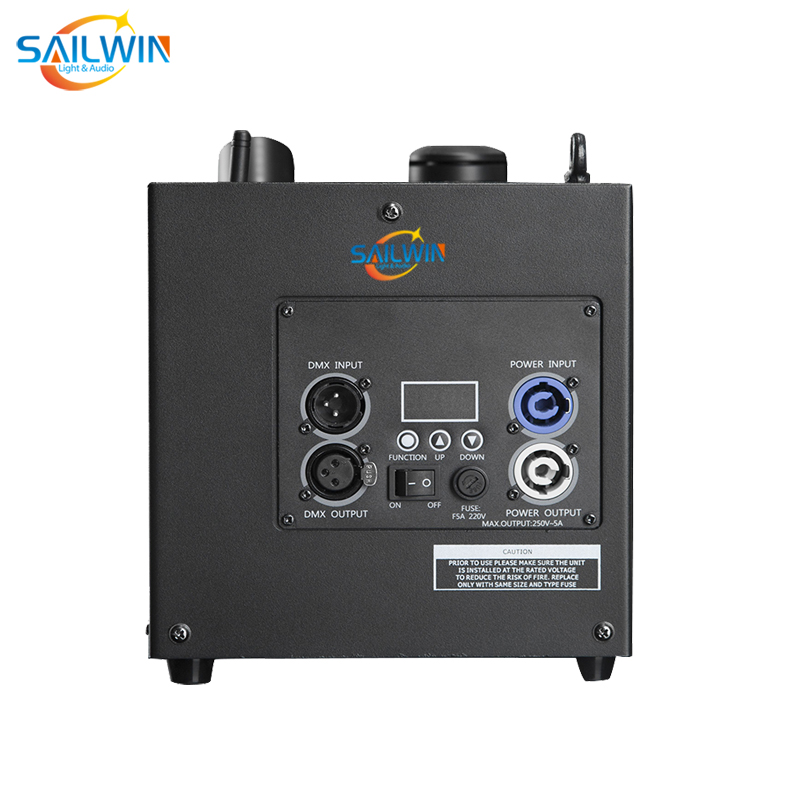 SW-F400 400W Inclined Moving Head Cold Spark Machine Sparkular Effects