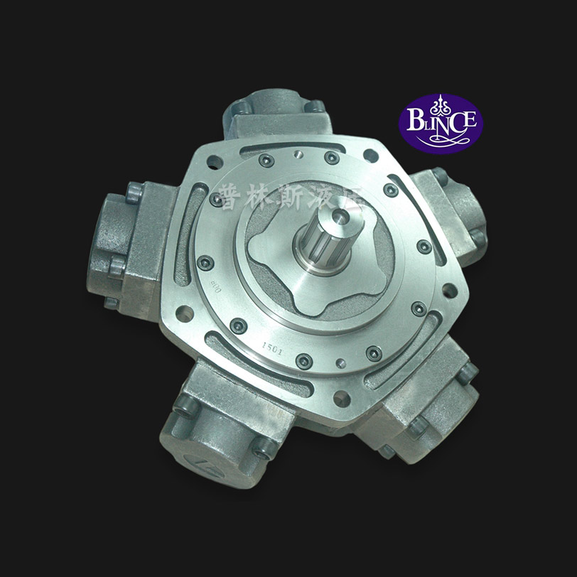 LD 31 radial piston motor