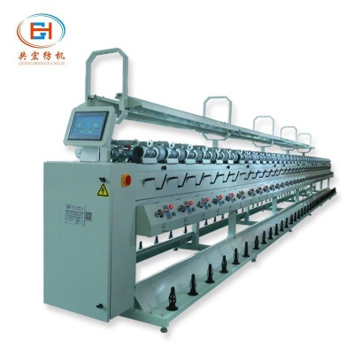 GH018-S High Speed Soft winding machine