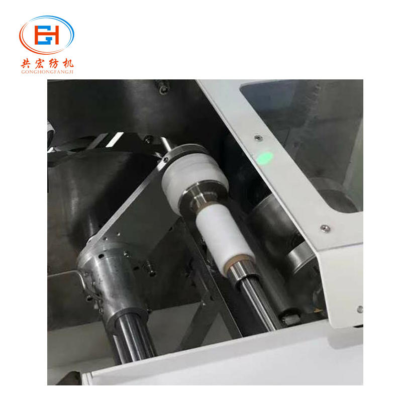 GH018-F Type Automatic High Speed Spools Sewing Thread Winding Machine