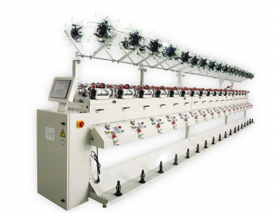 GH018-P High Speed Hank To Cone Cheese Yarn Winding Machine