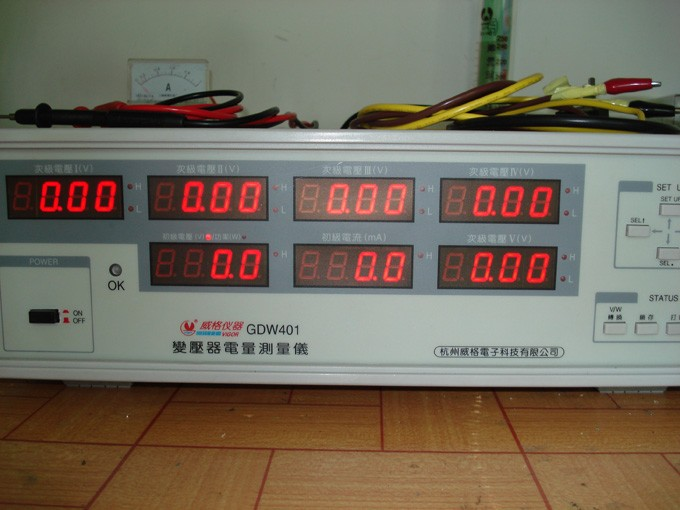 变压器电量测试仪