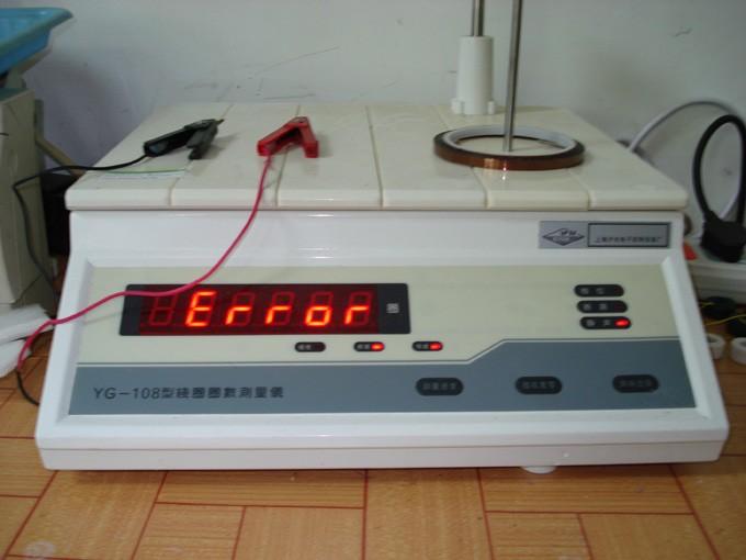 线圈圈数测试仪