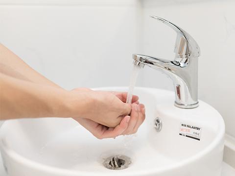 如何安装以及清洁保养感应水龙头?
