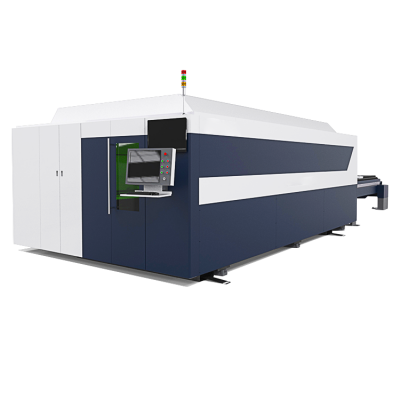 High-end  performance laser cutting machine