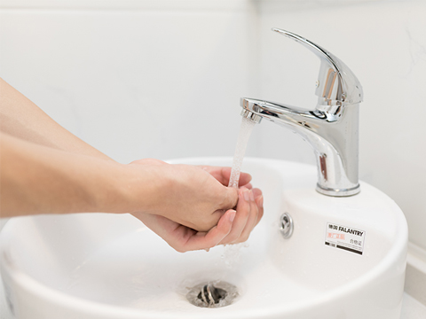 How to install and clean the sensor faucet?