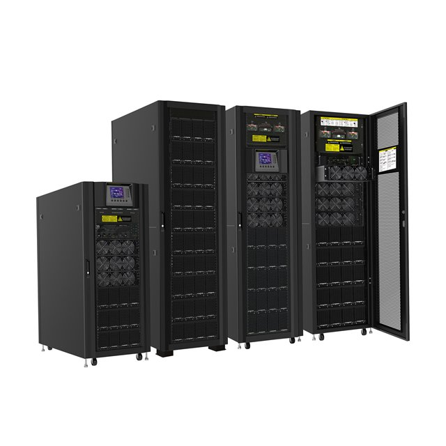 + Power Modular UPS 60~300KVA【3P:3P】