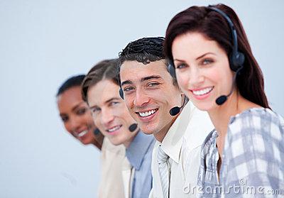 运营呼叫中心的使命感