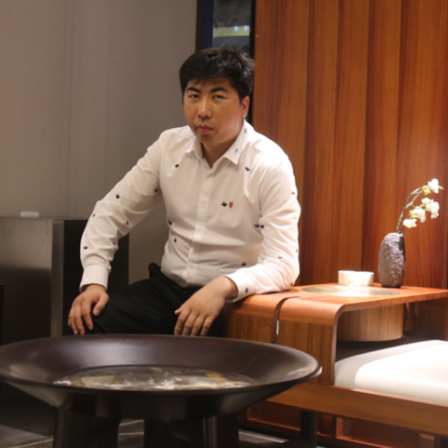 建筑及室内设计师 白晓伟