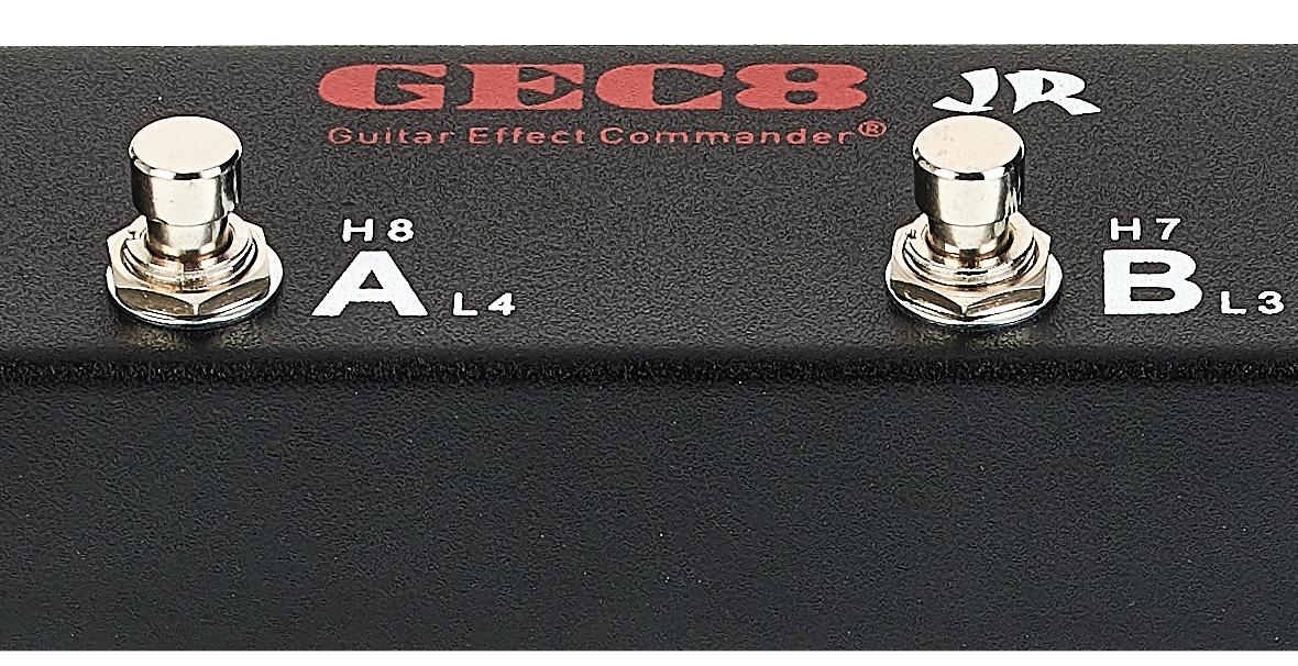 GEC8 JR