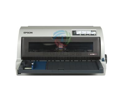 Epson LQ-790K 106列平推证卡打印机