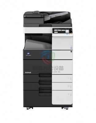bizhub 558e A3 黑白多功能复合机