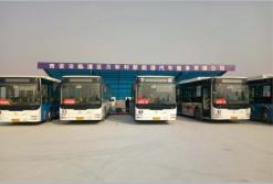 首星新能源充峰快车已开往陕西省西安市
