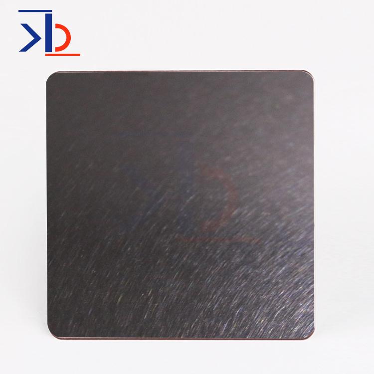 彩色涂层钢板振动处理不锈钢