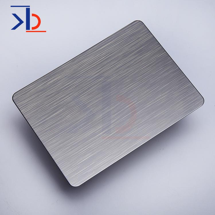 黑色不銹鋼板4x8拉絲不銹鋼板