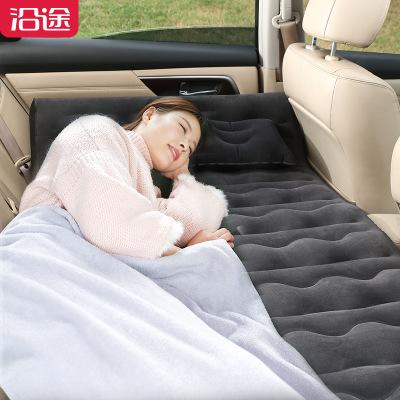 B10车载充气床桥车通用睡垫便携后排座旅行汽车床垫多功能气垫