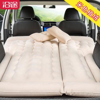 SUV睡垫后排旅行床轿车中后座气垫床